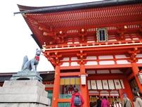 京都伏見稲荷初詣