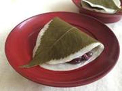 米粉de桜餅